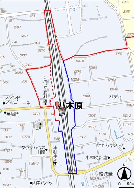 Yagihara_map